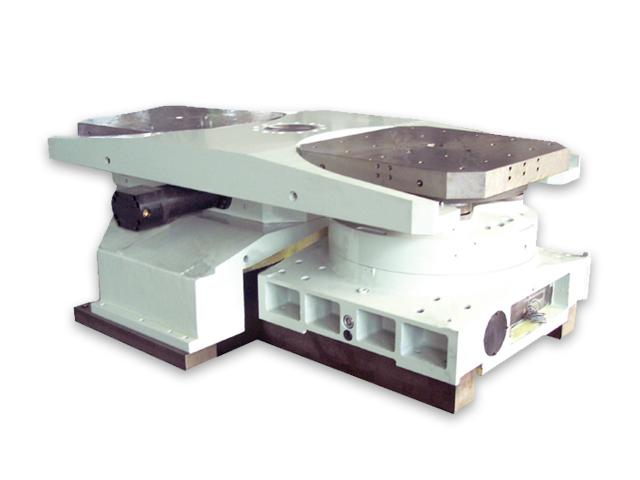 TK95500 500x500x2S数控交换回转工作台