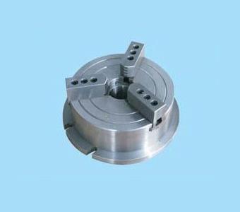 立式中空气动,液压卡盘(液压,气动两用型)