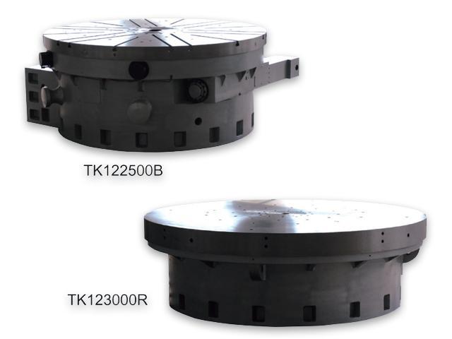 TK12(落地式)数控回转工作台