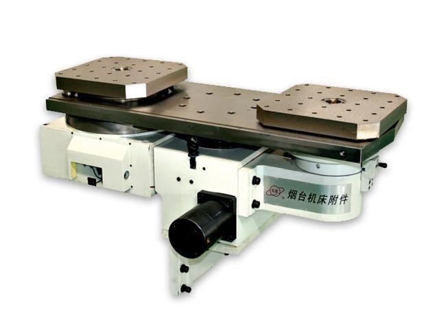 TK95400x400x2数控交换回转工作台